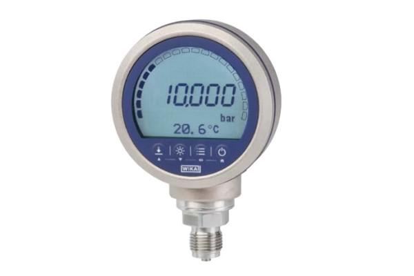 【新製品情報】 高精度デジタル表示ワイヤレス圧力センサ CPG1500