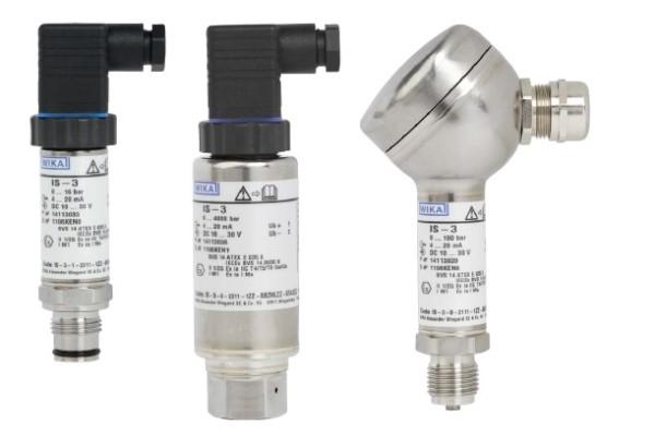 【新製品情報】水素対応圧力センサ IS-3